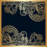 Vector ornamental background. Stock Photography