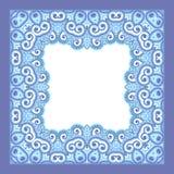 Vector ornamental background. Royalty Free Stock Photos