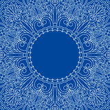 Vector ornamental background. Royalty Free Stock Image