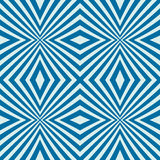 Vector ornamental continuous background made using undulate line Stock Photography