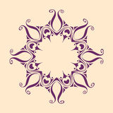 Vector Ornamental Design Stock Photos