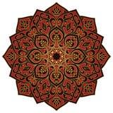 Vector ornamental mandala. Stock Photography