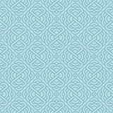 Vector ornamental seamless pattern Stock Photos