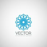 Vector ornamental symbol Royalty Free Stock Photo