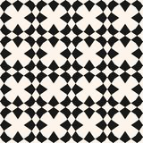 Vector abstract geometric seamless pattern with angular shapes. Vector ornamental texture. Abstract geometric seamless pattern with angular shapes, rhombuses Stock Photography