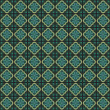 Vector ornamental tiles Royalty Free Stock Images