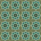 Vector ornamental tiles Stock Image