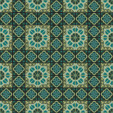 Vector ornamental tiles Royalty Free Stock Image