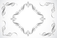 Vector Ornaments Royalty Free Stock Images