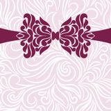 Vector ornate background. Invitation card Stock Images