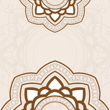 Vector ornate borders. For invitations and greeting cards Stock Photo