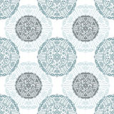 Ornate Seamless Pattern Royalty Free Stock Photo