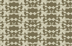 Vector ornate pattern Royalty Free Stock Images