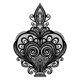 Vector Ornate Perfume Royalty Free Stock Photography