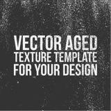 Vector oud Textuurmalplaatje royalty-vrije illustratie