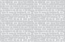 Vector oude bakstenen muurachtergrond royalty-vrije illustratie