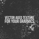 Vector oude Textuur voor Uw Grafiek vector illustratie