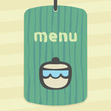 Vector outline sugar or jam bowl icon. Modern infographic logo and pictogram. Royalty Free Stock Images