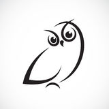 Vector of owl design. Stock Photography