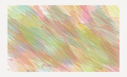 Abstract background Doodle brush strokes stock illustration