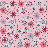 Vector Paisley Seamless Pattern And Seamless Patte