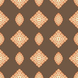 Vector paisley seamless pattern. Stock Photos