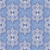 Vector paisley seamless pattern Royalty Free Stock Image