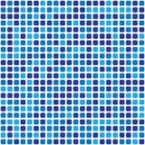 Vector palette. 484 shapes in blue gamma chaotically scattered. vector illustration