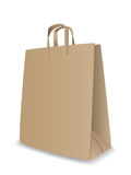Vector paper bag Stock Photos