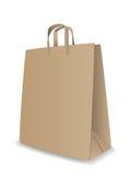 Vector paper bag Stock Photos