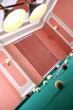 Vector para el juego en billares Foto de archivo libre de regalías