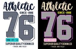 Vector para la camiseta 024 Fotos de archivo libres de regalías