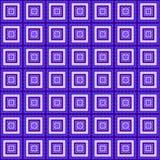Vector patroon Royalty-vrije Stock Foto