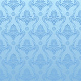 Vector patroon in uitstekende stijl Royalty-vrije Stock Foto