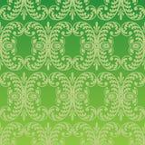 Vector patroon in uitstekende stijl Stock Afbeelding