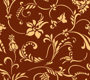 Vector pattern 001 Stock Images