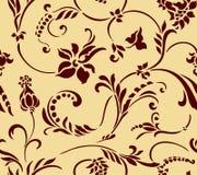 Vector pattern 002 Stock Photos