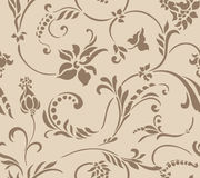 Vector pattern 006. Vector pattern wallpaper (Tayling texture Stock Image
