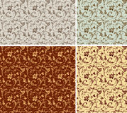Vector pattern 01 royalty free stock images