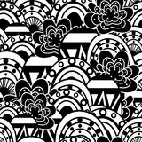 Vector pattern abstract elements Stock Photography