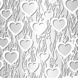 Vector pattern background. Decorations for Royalty Free Stock Photography