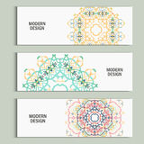 Vector pattern beautiful pattern on printed product. Design for books, banners, pages advertising Royalty Free Stock Photography