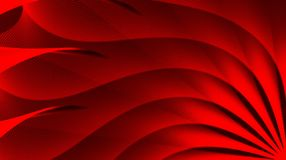 Red Leaflet bright wallpaper vector Stock Images