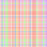 Vector pattern with checkered texture. Abstract backdrop. Stock Photography