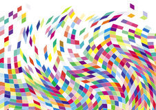 Vector Pattern Design Stock Images