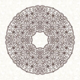 Vector pattern in Eastern style. Stock Photos