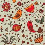 Vector pattern. Royalty Free Stock Images