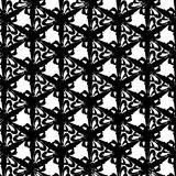 Vector pattern - geometric simple modern texture. Stock Photography