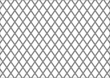 Vector pattern geometric tiles rhombus isolate Stock Photography