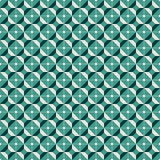Vector pattern. Modern geometric tiles Royalty Free Stock Image